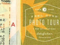 Feel Good Photo Tour #sun #retro #vintage