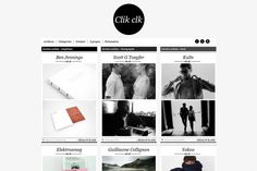 Martin Silvestre - Graphic Design - Web Design and Photography #inspiration #site #clikclk #blog