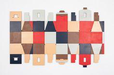 Packaging as art by Esther Stewart