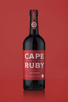 MARK Studio - CAPE RUBY
