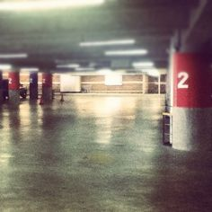 Cardenal #indoors #parking