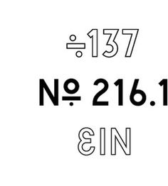 Bureau Bruneau #137 #bureau #bruneau #typeface #cesium