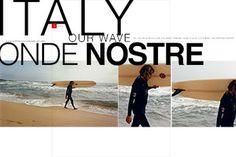 EDITION29 #nostre #surf #ipad #design #onde