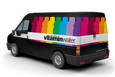 glacéau tasting vehicle #vehicle