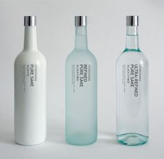 bottle design #packaging #bottles