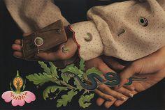 Magdalena Franczuk & Ashkan Honarvar   PICDIT #photo #collage #design #art