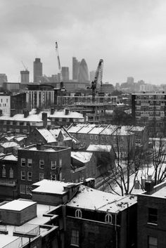 AJOTO #london #photograph #winter