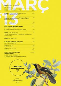 Baubauhaus. #menu