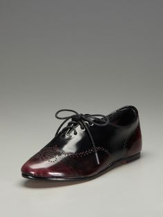 Rag and Bone Perf Oxford #gilt #shoe #oxford
