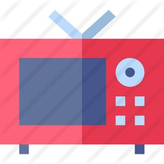 See more icon inspiration related to tv, antenna, electronics, television, old, screen, vintage and technology on Flaticon.
