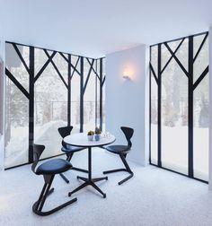 uufie lake cottage designboom03 #house