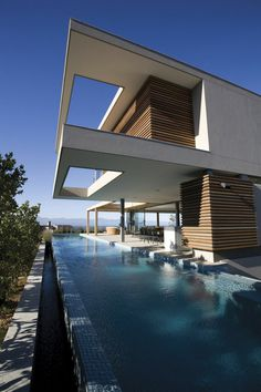 CJWHO ™ (Plett 6541+2 House, Plettenberg Bay, South Africa...) #plettenberg #bay #africa #design #south #pool #architecture #luxury