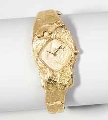 Gold-Ladies Wrist Watch