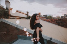 Moody Lifestyle and Street Portrait Photography by Bach Nguyen