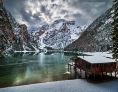 Wonderful Winter Landscapes in Dolomites by Stefano Maraggi