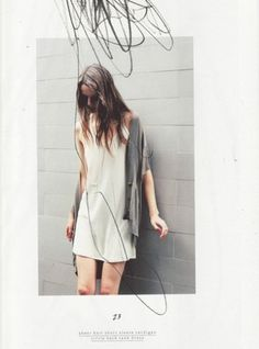 convoy1 #fashion #scribble #girl #lookbook