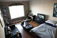 A Minute of Perfection #apartment #loft #studio