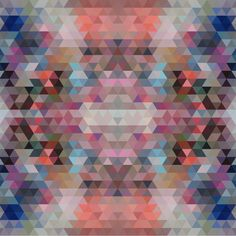 Pattern Collage - sallie harrison #pattern #design #geometric #wallpaper #patterns #collage
