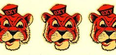 The Multiple Personalities of Oswald the Tiger // Occidental College