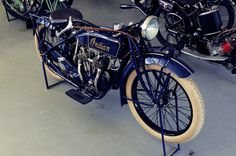 Private Motorcycle Collection: Portugal – Part 1 #indian #motorbike