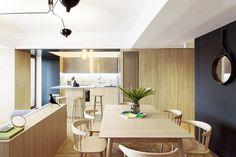 Inviting Apartment With A Stylish and Warm Interior Design Rosu & Ciocodeica 11