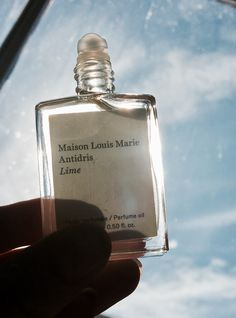 MAISON LOUIS MARIE 'ANTIDRIS - LIME' PERFUMED OIL