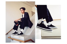 Auxiliary Vol. 1 Footwear Lookbook Shoes Trainers Sneakers Kicks Cop Purchase Buy Available Selfridges Liberty London Booming Late 80's 90's Economy Premium Brand Matthew Taylor Designer Eddie Wailes