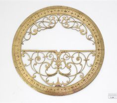 Design is fine. History is mine.: Photo #beautiful #decorative #vintage #protractor