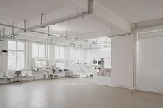 Alexander Gnädinger studio space at iainclaridge.net #studio