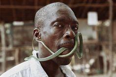 Kenya on the Behance Network #photography #snake