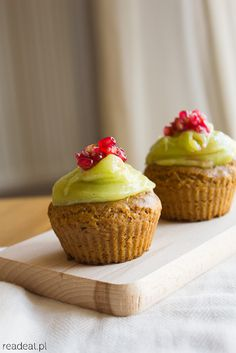 2 #muffins #sweets #avocado