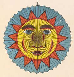 photo #sun #geometria #geometry #sol #vintage