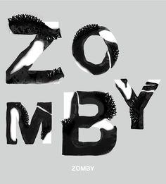 Zomby #album #cover #ferro #concept #fluid #zomby