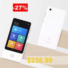Xiaomi #Mijia #Translator #Smart #18 #Language #Wireless #Bluetooth #Interpreter #Two-way #Voice #Translation #- #WHITE