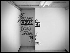 20 Amazing Examples Of Typographic Murals   Top Design Magazine - Web Design and Digital Content