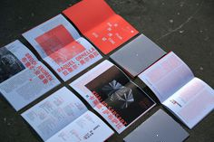 Shanghai Biennale / Sydney Pavilion on Behance #shanghai #graphic #fluoro #arts #biennale #brochure