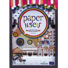 Paper Itself for Antalisby Ben Benjarat #cover #paper