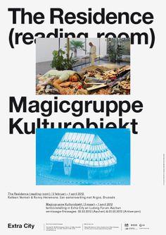 The Residence/Magicgruppe : B & R Grafikdesign #layer