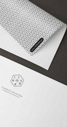 DEUTSCHE & JAPANER - Creative Studio - ignant #logo #letterhead #identity #stationery