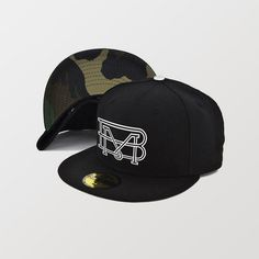 Official New Era BMco. 59Fifty #style #hat #camo #new era #fitted #59fifty