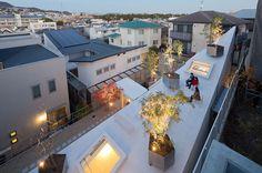 House K by Sou Fujimoto #minimalist #architecture #house