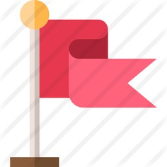 See more icon inspiration related to shapes and symbols, elections, campaign, flags and flag on Flaticon.