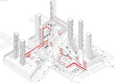 Wireframe City : Colin Prothero #urban