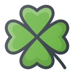 See more icon inspiration related to clover, leaf, shamrock, plant, ireland, Irish, garden, cultures, botanical, good luck and nature on Flaticon.