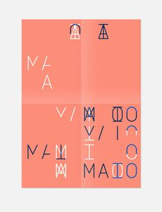 MAIO #design #graphic #typography