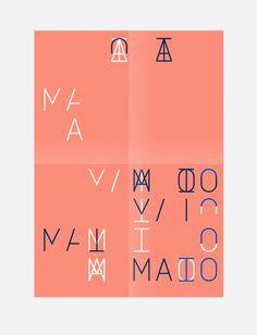 MAIO #graphic design #typography