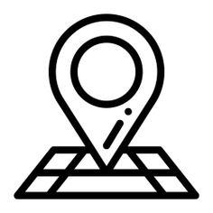 See more icon inspiration related to address, maps and location, location pin, map placeholder, map location, maps and signs on Flaticon.