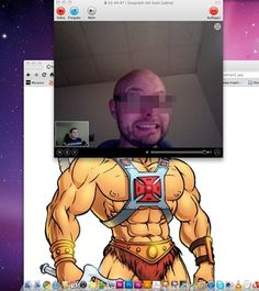 Marco Sergio Gabriel #he #skype #man #portraits #browser #mix