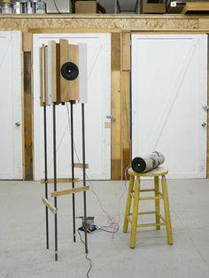 symbiosisa #sculpture #speaker