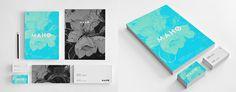 MIRKOW GASTOW #brand #print #identity